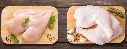 Chicken Breast or Chicken Thighs: Which is Better for Bariatric Patients?