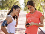 Smartphones and Exercise