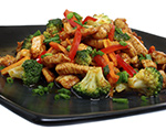 Chicken and Broccoli Stir Fry Image