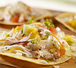 Fish Tacos with Fresh Mango Salsa